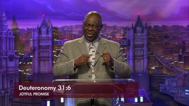 Ep 560 - Deuteronomy 31:6